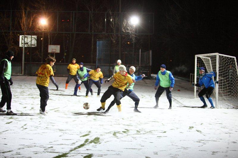 Финал: Любители vs МФК Новинка