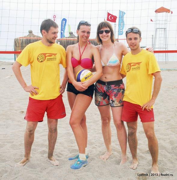 Спортивно-развлекательный фестиваль в Турции