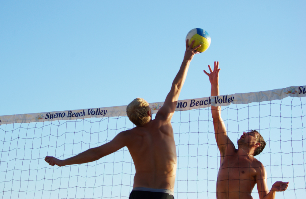 BEACH VOLLEY BuDni Cup 4x4